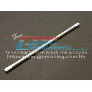 M18/M18Pro Alloy Main Shaft Silver