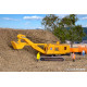 Menck Excavator with face shovel - Kit (N)